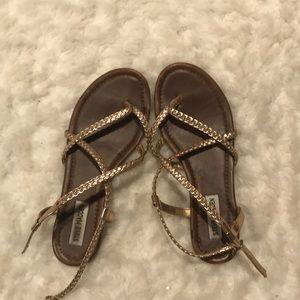Steve Madden Adjustable Strap Sandals